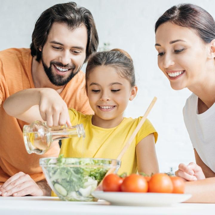 Dieta per bambini, ragazzi e adolescenti