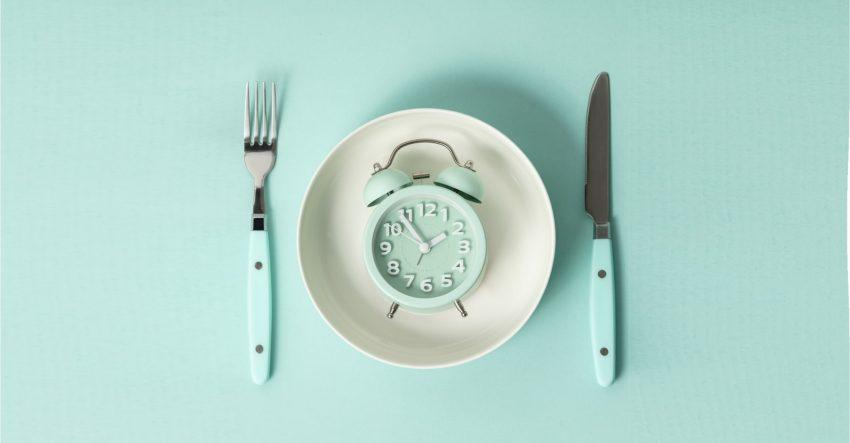 Dieta a digiuno intermittente